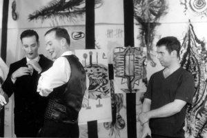 Dandy Dust - with Paul Hallam, P-P Hartnett, and Stephen Smart