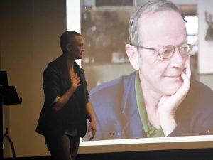 Andrea Luka Zimmermann @ Life Writing: Paul Hallam Remembered