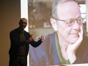 Abbas Nokhasteh @ Life Writing: Paul Hallam Remembered